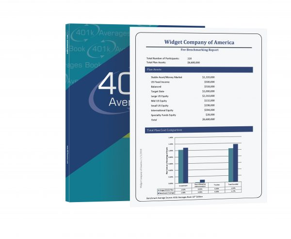 401KBook wWidget1 noshadow 600x492 - 401k Averages Book Advisor License Bundle